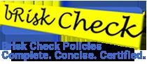 Brisk Check – Policies
